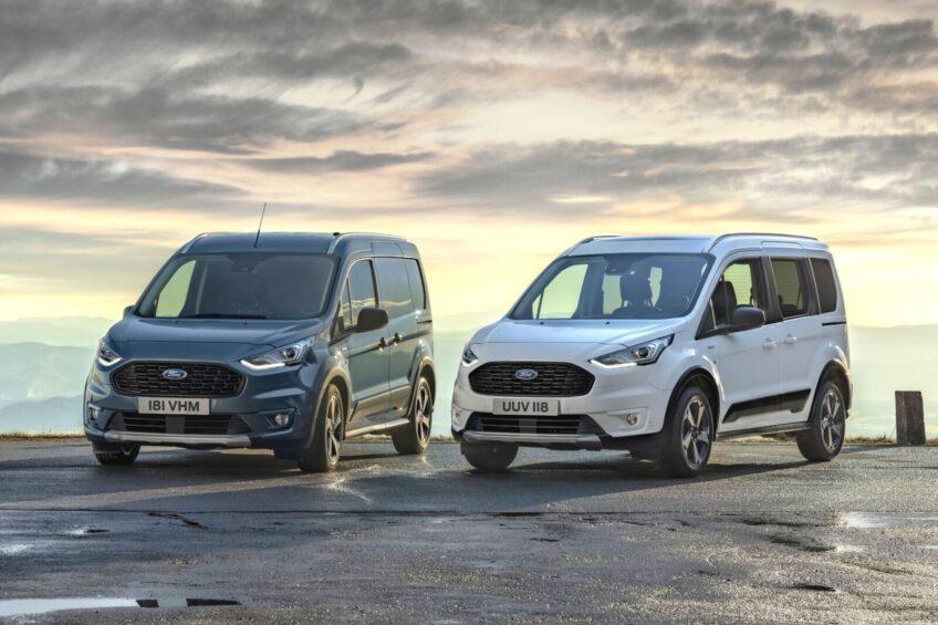 Ford Transit Connect i Tourneo Connect Active jeszcze w 2020 roku