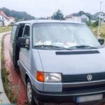 Kierował VW T4 bez prawka – Transporter nie miał też OC i przeglądu