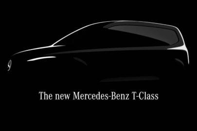 Mercedes-Benz T-klasa – nowy kombivan w ofercie od 2022 roku