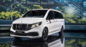 Mercedes EQV – polski cennik elektrycznego minibusa