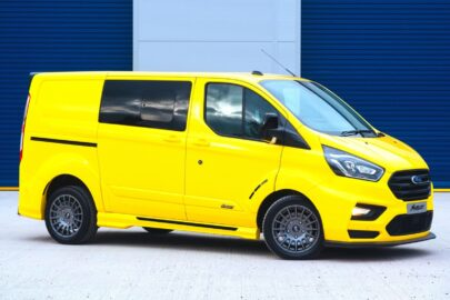 Ford Transit Custom MS-RT wchodzi na niektóre rynki Europy