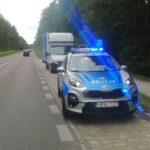 Kierowca Masterki był pijany – w kabinie wiózł 9-letniego syna