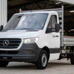 Mercedes Sprinter z silnikiem 2.0 wchodzi do oferty
