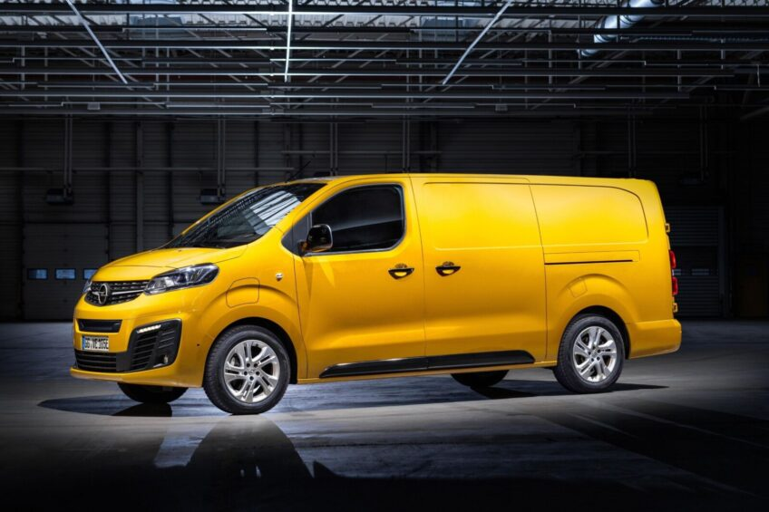 Opel Vivaro-e wchodzi na polski rynek – ceny od 171 400 zł brutto