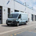 Peugeot e-BOXER z zasięgiem do 340 km – w ofercie już w 2020 roku