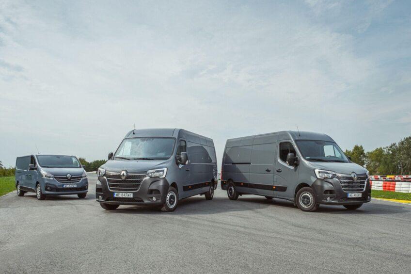 Rejestracje nowych pojazdów dostawczych – lipiec 2020