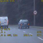 W Grudziądzu Citroen Jumper jechał za szybko – kierowca był pijany
