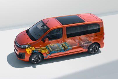 Opel Zafira-e Life – polski cennik startuje od 208 550 zł brutto