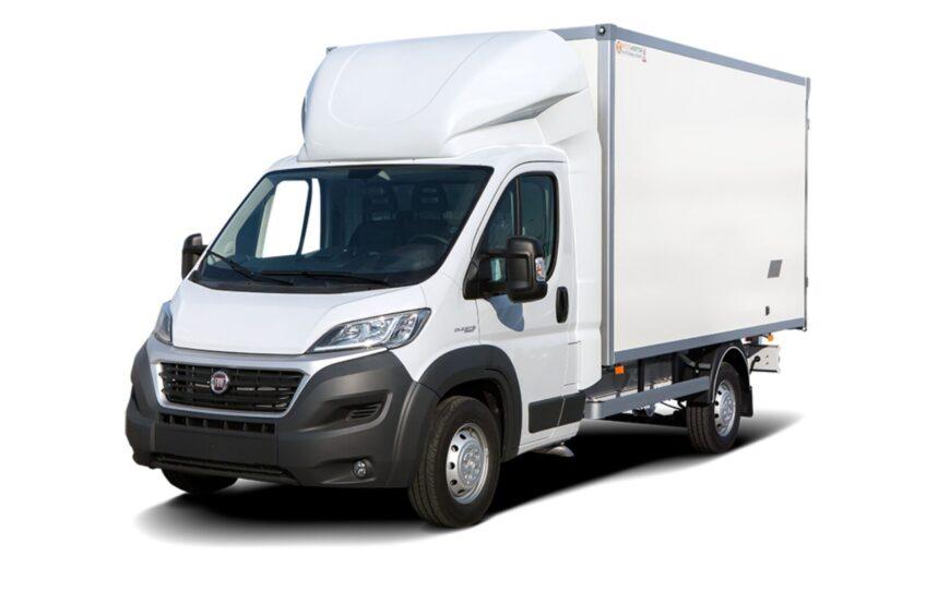 Rejestracje nowych pojazdów dostawczych – sierpień 2020