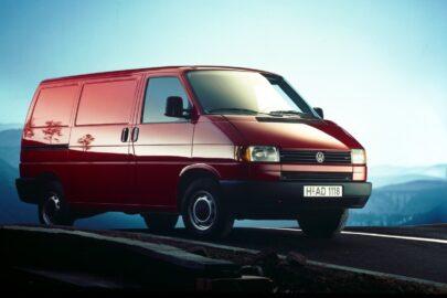 Volkswagen T4 kończy 30 lat –   krótka historia kariery