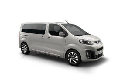 Citroëny SpaceTourer wyjechały z fabryki bez katalizatorów?