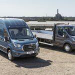 Ford Transit z 5-tonowym DMC w ofercie od listopada 2020