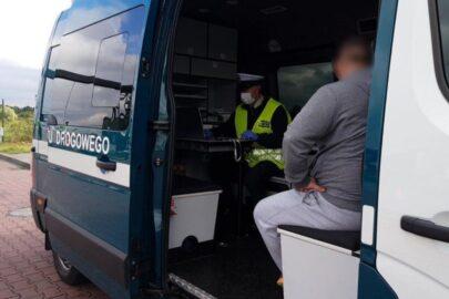 Kierowca busa po raz kolejny złamał sądowy zakaz – grozi mu 5 lat