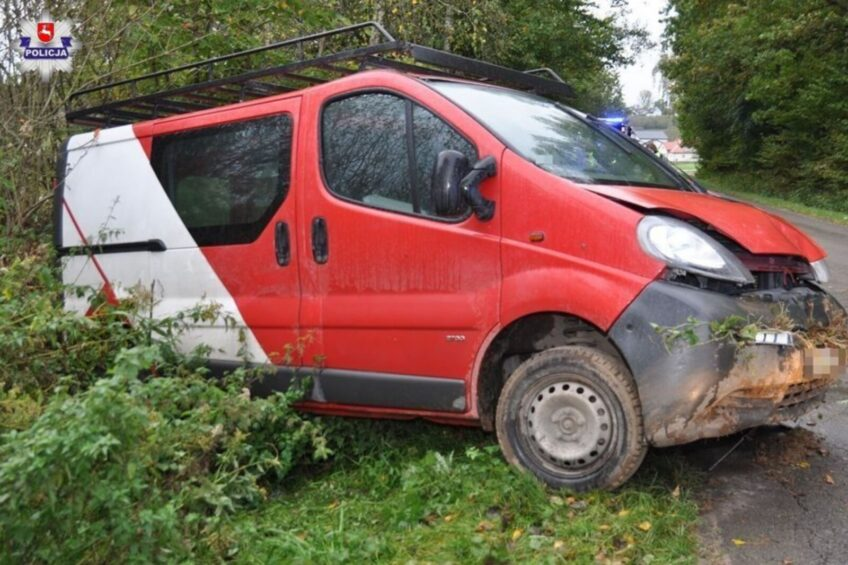 Oplem Vivaro śmiertelnie potrącił pieszego – kierowca był pijany