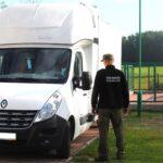 Skradziona międzynarodówka odzyskana – kierowca zatrzymany