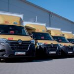 20 Renault Master z zabudową Moto Wektor dla  RTV Euro AGD