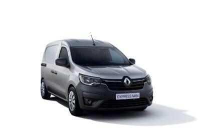 Renault Express wejdzie na europejski rynek w 2021 roku