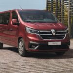 Renault Trafic 2021 – facelifting na 40-lecie modelu