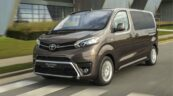 Toyota PROACE Verso Electric wchodzi na europejski rynek
