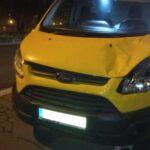 Używał telefonu podczas jazdy furgonem – potracił dwie kobiety