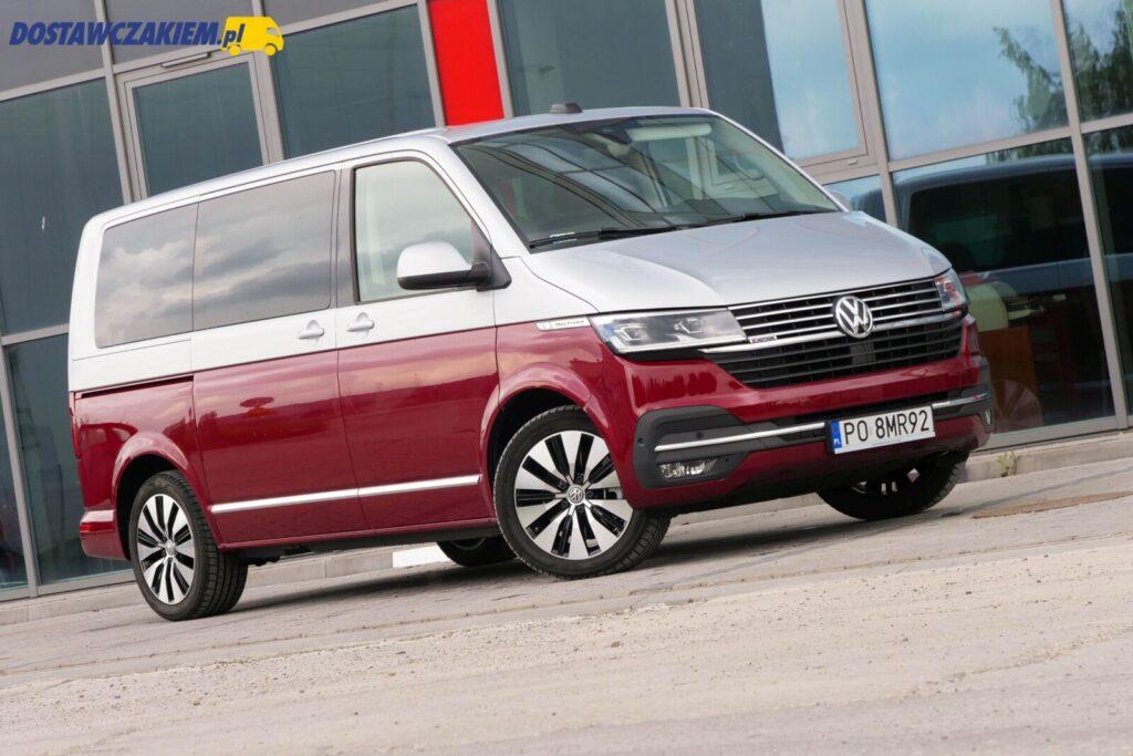 VW Multivan 6.1 2.0 BiTurbo 4MOTION test opinie spalanie