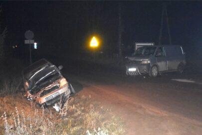 16-latek pożyczył VW T5 bez pytania – spowodował wypadek