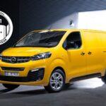 Elektryczne trojaczki PSA z tytułem International Van of the Year 2021