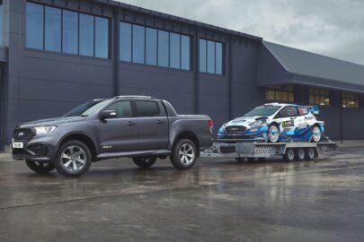 Ford Ranger MS-RT – usportowiony pick-up na 20-calowych alufelgach