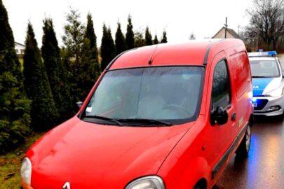 Kierująca Renault Kangoo miała ponad 3 promile – uciekała po kolizji