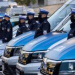 MAN TGE dla polskiej policji – 142 furgony za 38 mln złotych