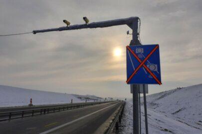 Odcinkowy pomiar prędkości na budowanych odcinkach autostrady A1