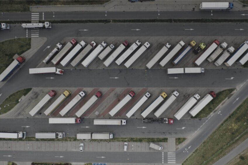Rampy do odśnieżania busów i ciężarówek – pierwsze na A1 i S3
