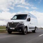 Renault Master najlepiej sprzedającym się dostawczakiem w 2020 roku
