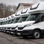 20 nowych chłodni na podwoziu Iveco Daily we flocie firmy ARRA