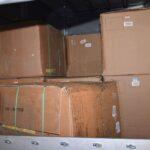 27 000 zł kary dla przewoźnika i kierowcy za 1800 kg tytoniu w busie