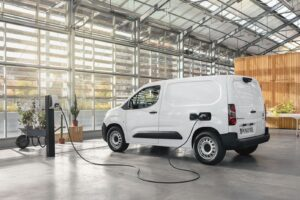 Citroën ë-Berlingo z zasięgiem do 275 km i ładownością do 800 kg 1