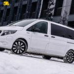 Test: Mercedes eVito Tourer – elektryczny minibus (wideo, zdjęcia)