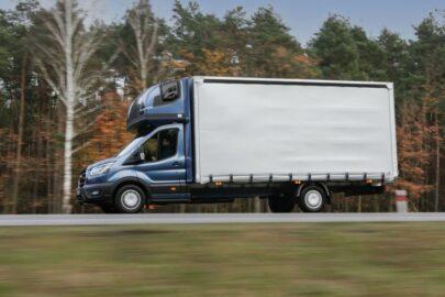 Rejestracje nowych pojazdów dostawczych – styczeń 2021