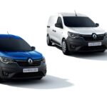 Renault Express Van – gama silnikowa i dane techniczne
