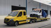 Silniki OM654 dla Mercedes Sprintera z fabryki w Jaworze