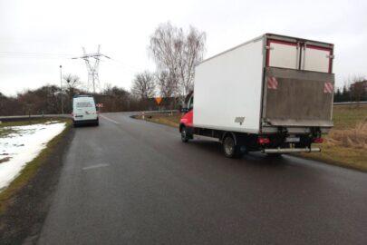 Jadącego na pusto busa wskazał system preselekcji – ważył 4 tony