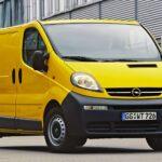 Opel Vivaro A kończy 20 lat – wyprodukowano 600 000 egzemplarzy