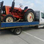 Busy wagi ciężkiej – ważenie przy DK 74 w Piórkowie