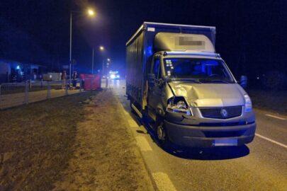 Kierowca Renault Mascott śmiertelnie potrącił 62-latka