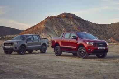 Ranger Stormtrak i Ranger Wolftrak – limitowane serie pick-upa Forda