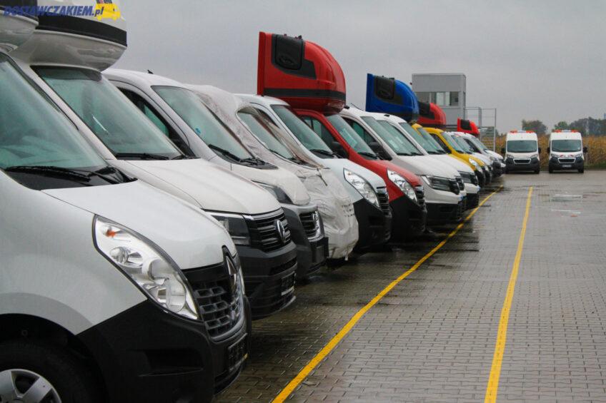 Rosną ceny używanych aut dostawczych – raport Autovista Polska
