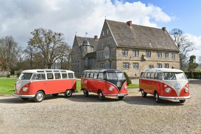 Volkswagen T1 Samba – mija 70 lat od premiery kultowego minibusa