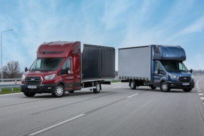 Ford Pro – użytkowe modele z dedykowanymi usługami