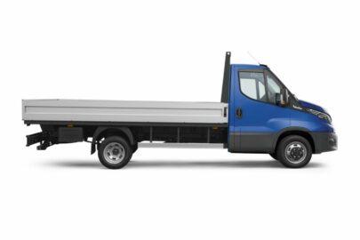 Rejestracje nowych pojazdów dostawczych – kwiecień 2021