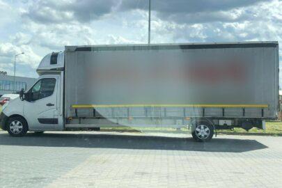 Renault Master o długości 10 metrów – zdjęcia od Marcela